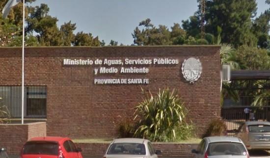 Personal del Ministerio de Medio Ambiente realiza un paro