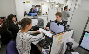 Dos Centros de Distrito quedan habilitados para recibir a quienes inicien sus trámites por el carnet de conducir