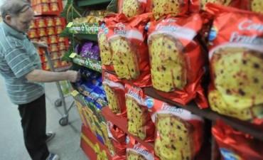 El consumo de productos navideños caería hasta diez por ciento interanual