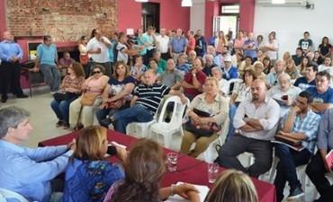 Organizaciones sociales y funcionarios conformaron una comisión propuente Santa Fe - Santo Tomé