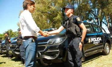 La Provincia aumentará las horas extras y adicionales de las fuerzas policiales