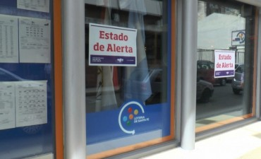 Los trabajadores de la Lotería declararon el estado de asamblea