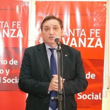 Julio Genesini señaló un reapunte del trabajo registrado en el tercer trimestre