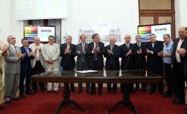 El Ejecutivo provincial envía el proyecto de reforma tributaria a la Legislatura