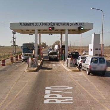 El valor del peaje aumenta en las rutas provinciales concesionadas