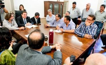 Festram dejó en suspenso el paro tras la reunión en el Ministerio de Trabajo