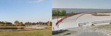 El Espigón II y el Parque del Sur quedan habilitados como balnearios