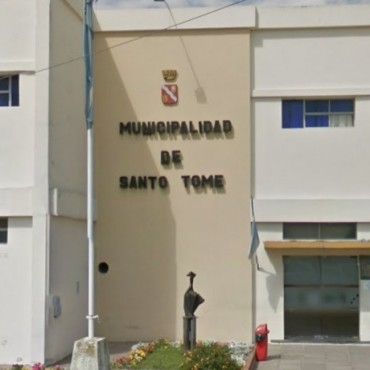 La Municipalidad de Santo Tomé advierte sobre empleados falsos