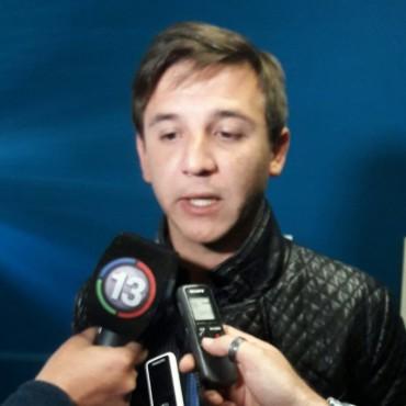 Sebastián Pignata será el nuevo presidente del Concejo
