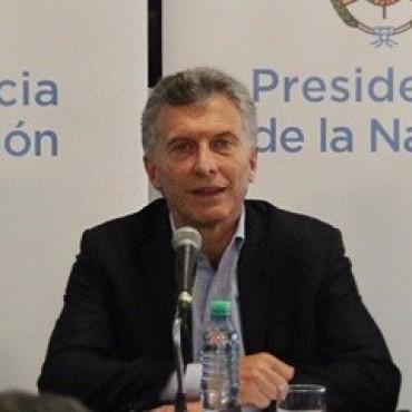 Macri y su gabinete concretan un retiro en Chapadmalal