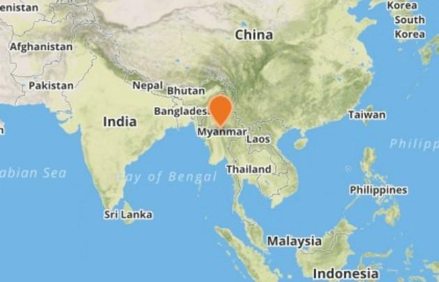 Más de treinta y seis mil niños pierden a sus padres al huir de Myanmar