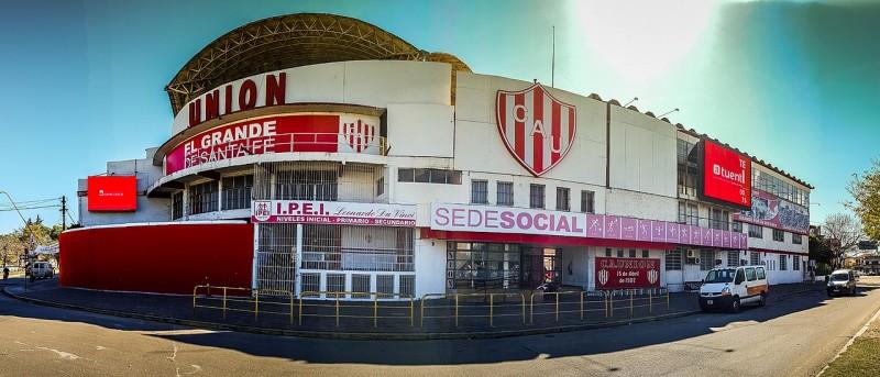 Unión cobrará un bono contribución a quienes asistan al partido contra Chacarita