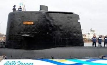La Armada estudia un nuevo indicio en el marco de la búsqueda del submarino