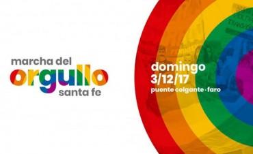 Organizaciones realizarán una marcha por el orgullo LGTBI en Santa Fe