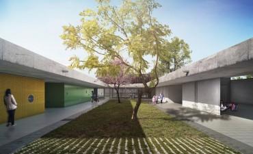 La construcción del Jardín Municipal de Chalet se licita este martes