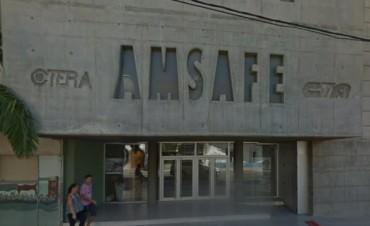 Amsafé resolvió un paro para el miércoles
