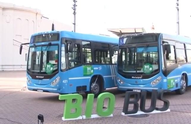 El transporte público podría utilizar biodiesel en Santa Fe