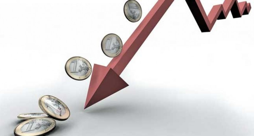 La inversión cayó veinte por ciento durante septiembre