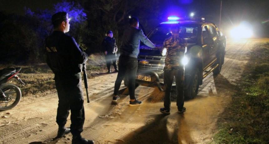 La Policía secuestró más de 70 armas de fuego durante octubre en el departamento La Capital