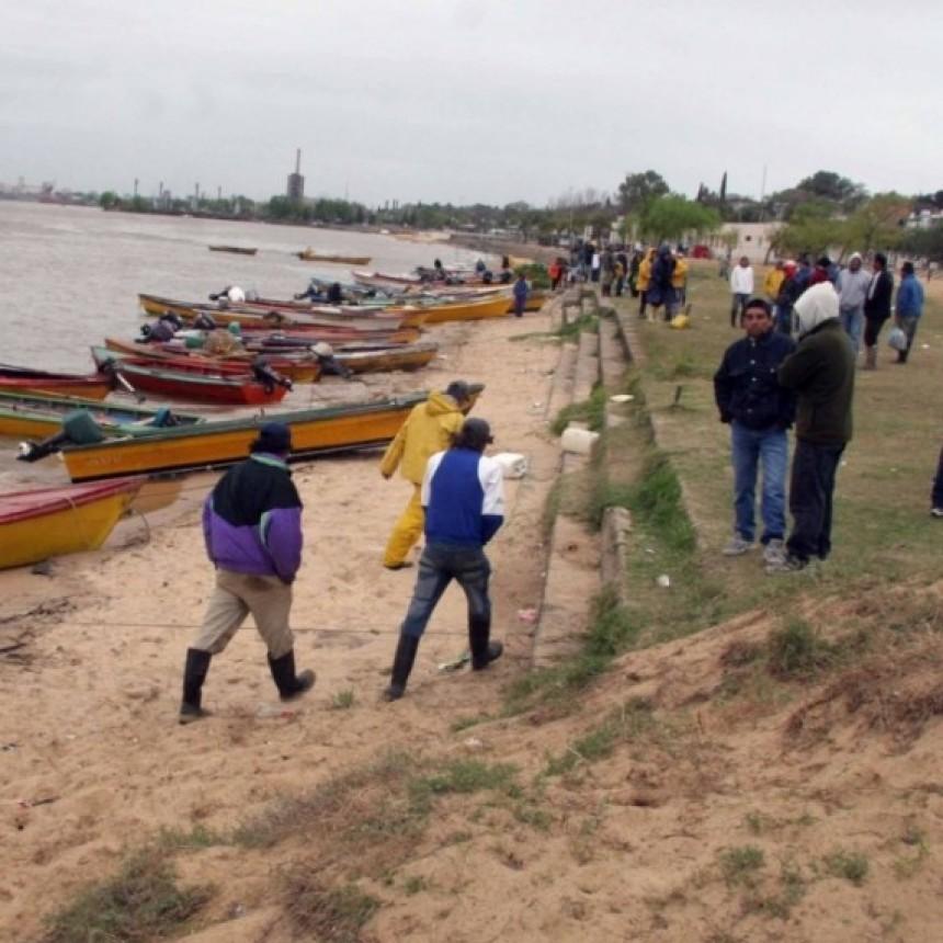 La provincia continúa el relevamiento de pescadores comerciales y de subsistencia