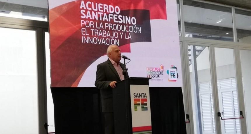 La provincia presentará un gran acuerdo para salir de la crisis