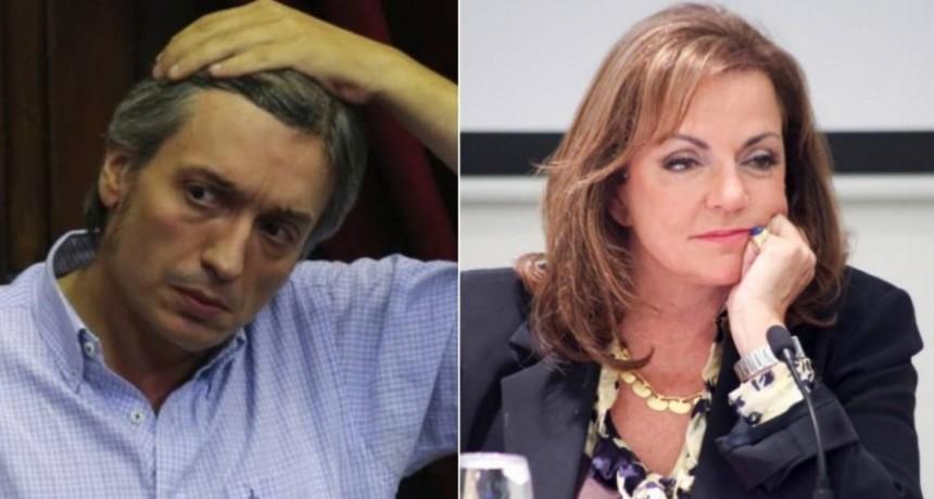 La justicia sobreseyó a Máximo Kirchner y a Nilda Garré por supuesta cuenta en el exterior