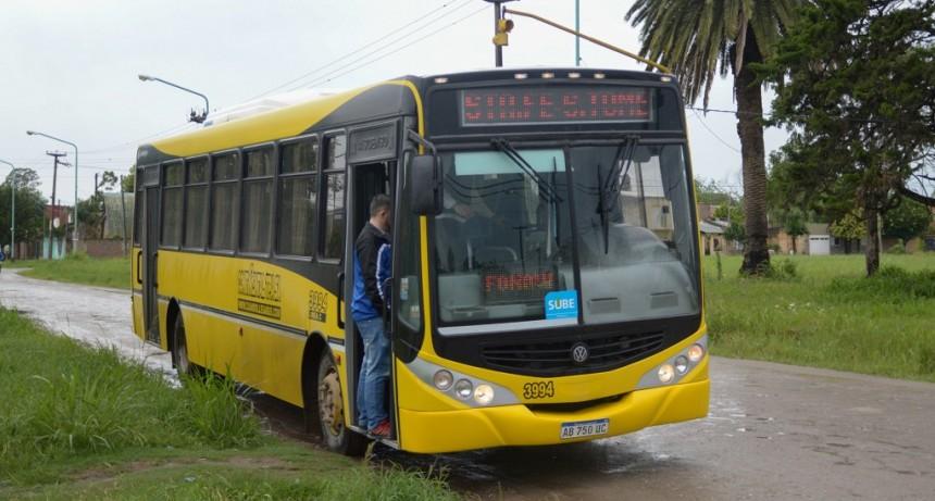La provincia realiza controles vehiculares a los servicios interurbanos de transporte