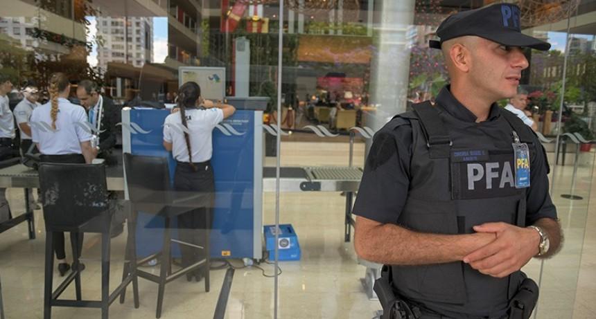 Las fuerzas federales de seguridad podrán disparar contra el que huye