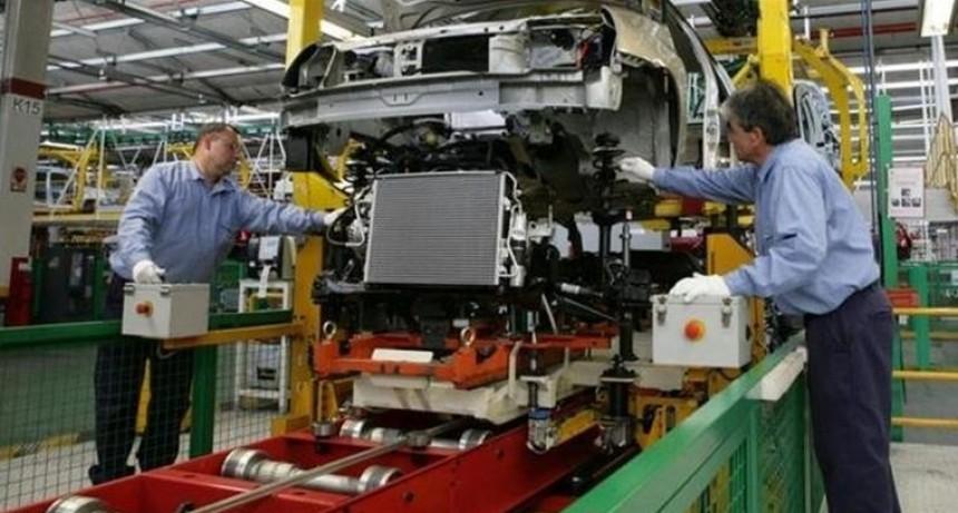 El sector industrial descendió más del 5 % en septiembre