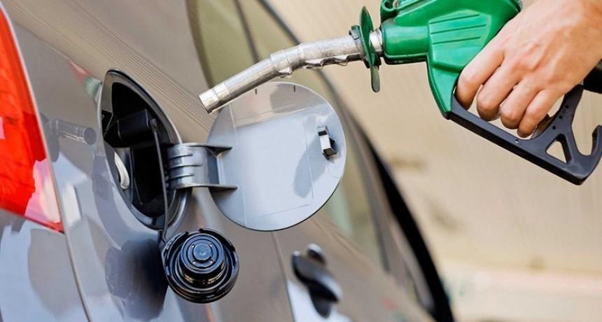 El combustible aumenta un 5 % desde el jueves