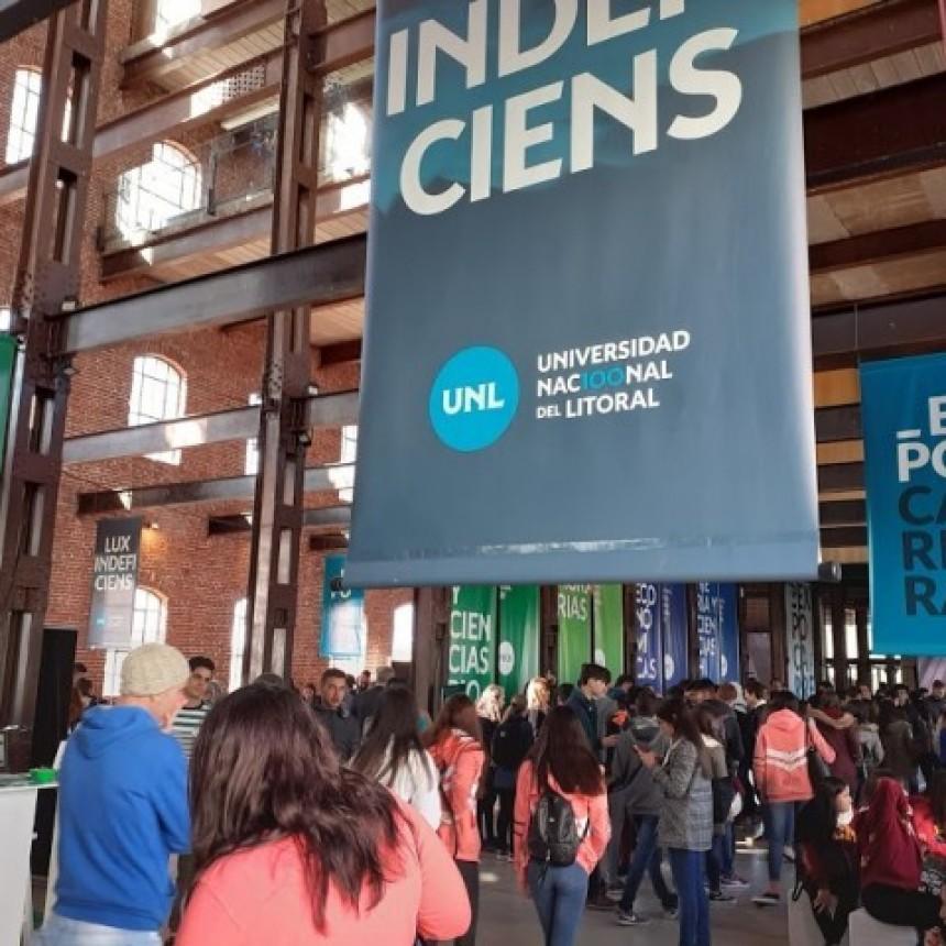 La UNL abrirá inscripciones para sus carreras presenciales el 25 de noviembre