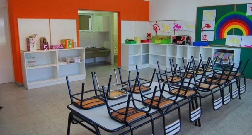 Jardines de Infantes aguardan definiciones de Salud para saber una fecha y modalidad de reapertura