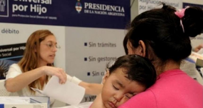 Casi 50 mil beneficiarios se suman a la Asignación Universal por Hijo en Santa Fe