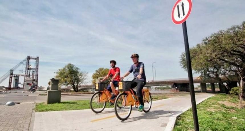 Más de 20 bicicletas son robadas por semana en la ciudad de Santa Fe