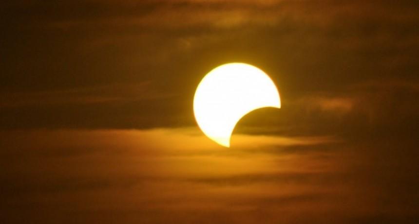 El próximo eclipse solar se podrá ver desde nuestro país