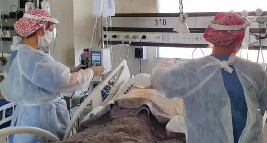 Los enfermeros continúan reclamando ser considerados trabajadores de alto riesgo