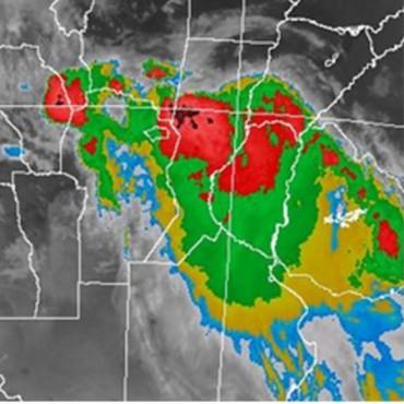 Alerta meteorológica para Santa Fe por probables tormentas fuertes