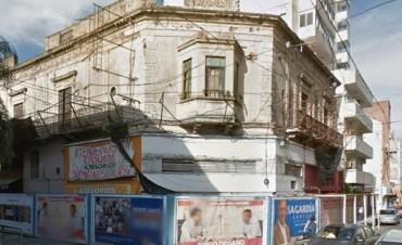 El Municipio realizó la inspección técnica de la vivienda ubicada en La Rioja y San Martín