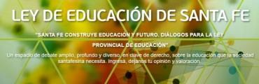 La Provincia convoca a los gremios docentes para hablar sobre la reforma educativa