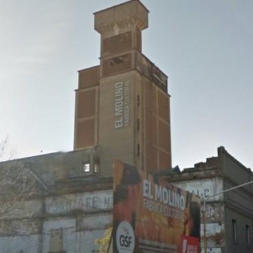 La Provincia restaurará el edificio principal del Molino Franchino