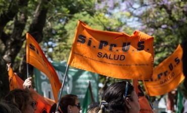 Siprus parará para reclamar la reapertura de la discusión salarial