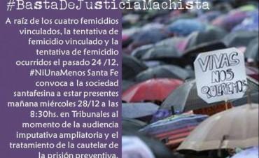#NiUnaMenos realiza una nueva marcha este miércoles
