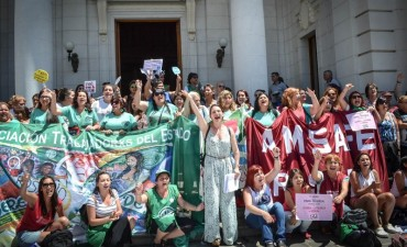 La Legislatura sancionó la ley de licencia por violencia de género