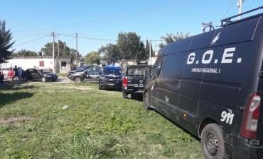 Quíntuple asesinato en Santa Fe