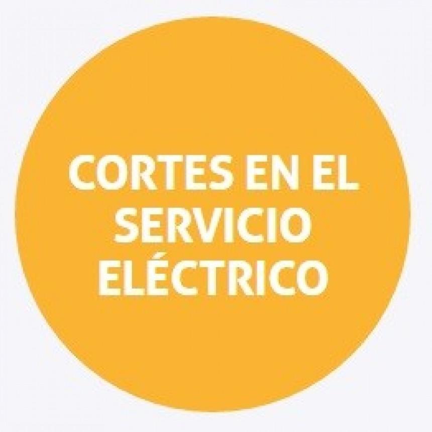 Corte de energía programado para el miércoles en Santa Fe