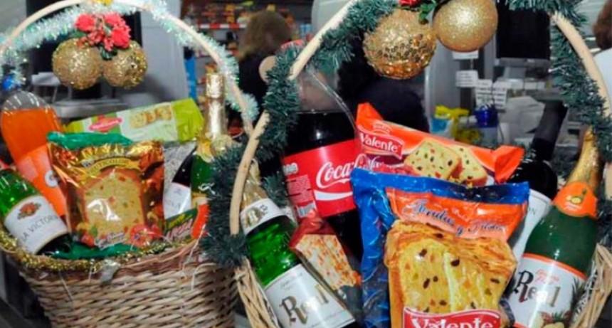La cena de Navidad costará 50 % más cara que en 2017