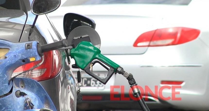 Cayó nuevamente del consumo de combustible en octubre