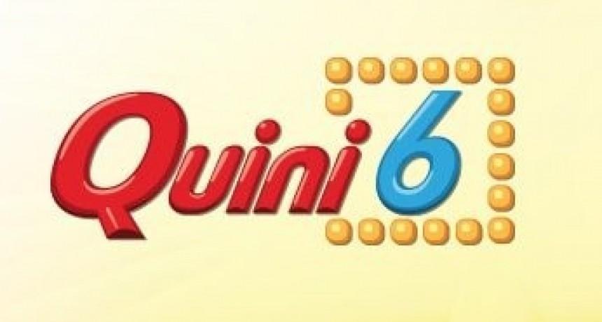 El Quini 6 sortea 197 millones de pesos esta noche