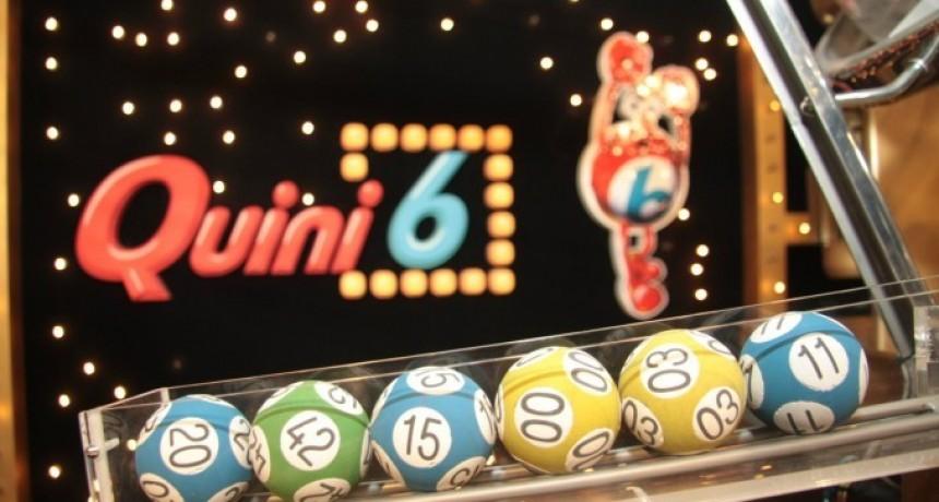 El Quini 6 sorteará 116 millones de pesos el miércoles