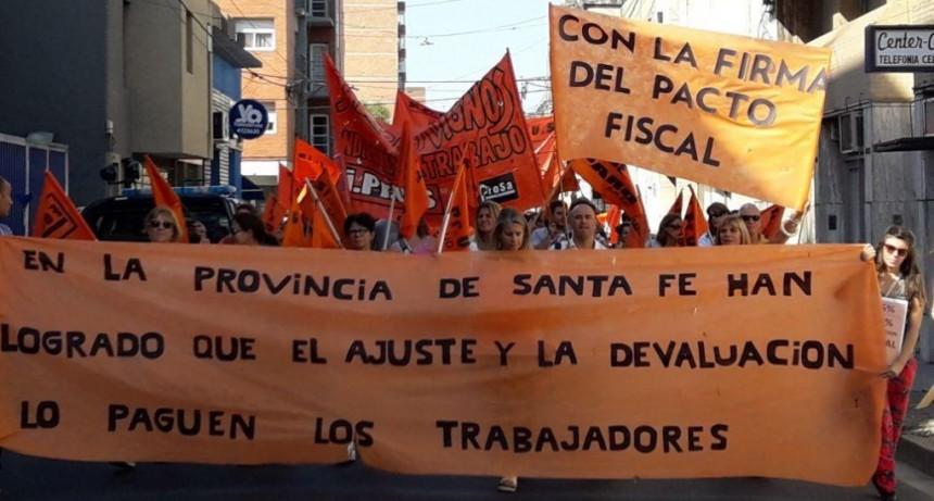 Trabajadores de Siprus pararán el jueves en la provincia